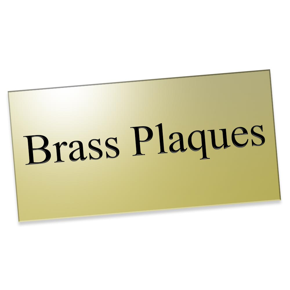 Brass Plaques and Business Signs UK