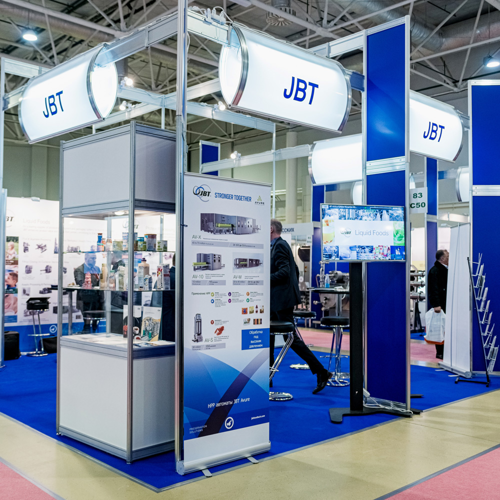 Exhibition Stand Graphic Design