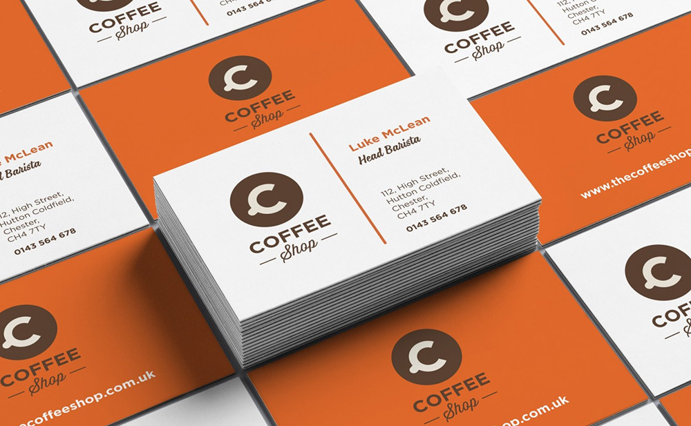 Luxury Triplex Business Cards Online