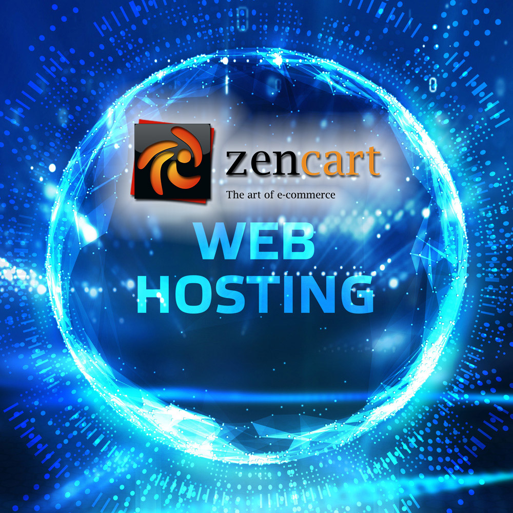 Zen Cart Website Hosting